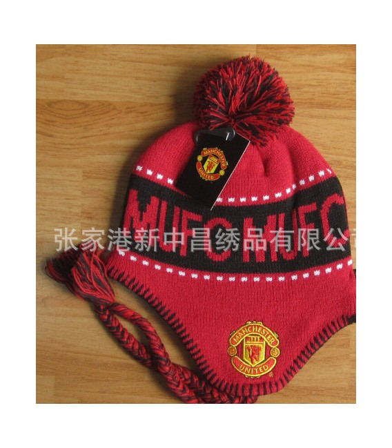Manchester United шапка
