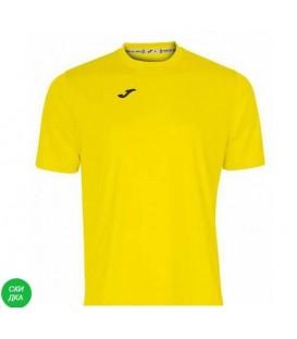 футбольная Joma желтая