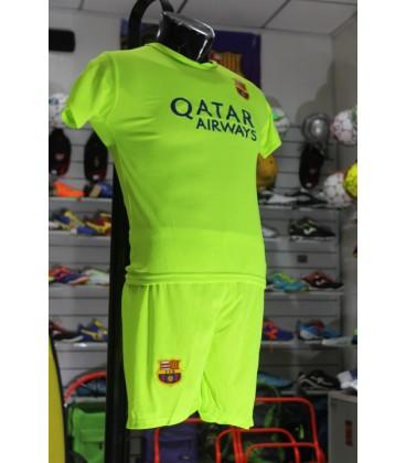 Barcelona детская футбольная форма