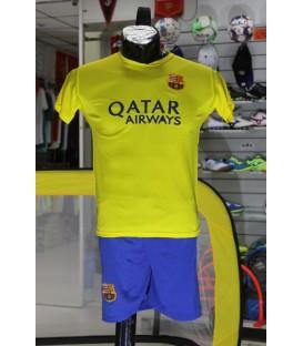Сб. Бразилии детская футбольная форма