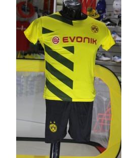Боруссия детская футбольная форма