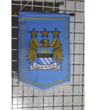 Вымпел фк Манчестер Сити