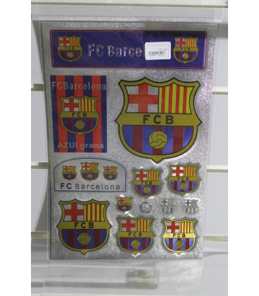 Наклека Барселона