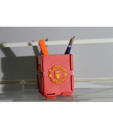 Пенал подставка Манчестер Юнайтед