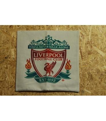 Наволочка для подушки Ливерпуль