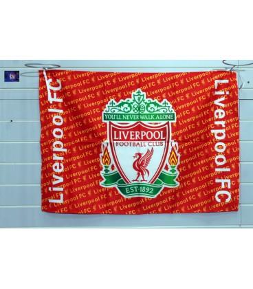 Флаг фк Ливерпуль