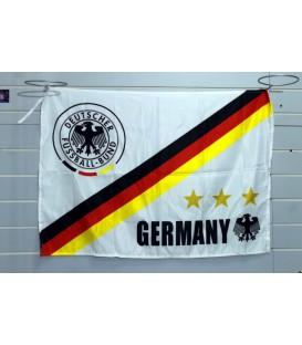 Флаг сборной Германии