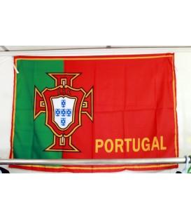 Флаг сборной Португалии