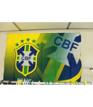 Флаг сборной Бразилии