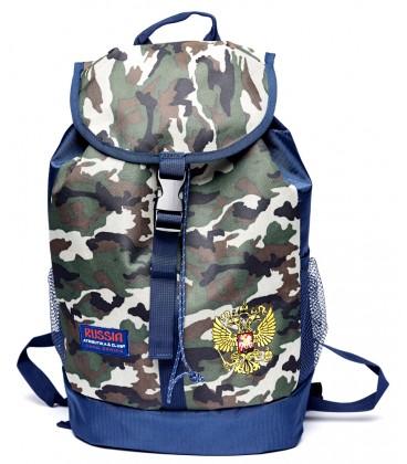 Рюкзак Россия, милитари