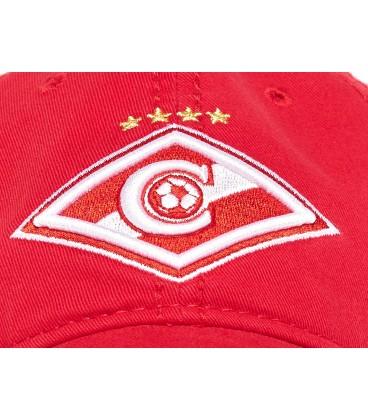 Бейсболка Спартак (подростковая)