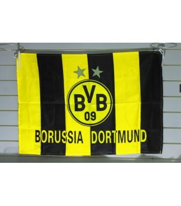 Флаг фк Боруссия Дортмунд