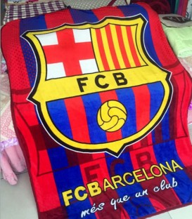 Плед Барселона