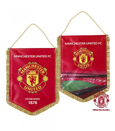Вымпел фк Манчестер Юнайтед