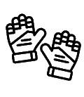 Вратарь перчатки